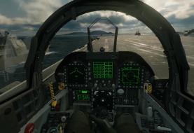 PGW 2017: VR миссии в Ace Combat 7