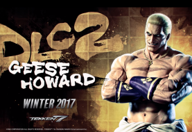 Geese Howard - новый боец Tekken 7