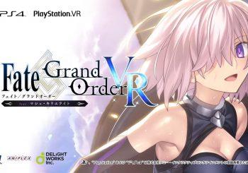 Новый трейлер Fate/Grand Order VR