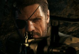 Metal Gear Solid V: The Phantom Pain в 4K