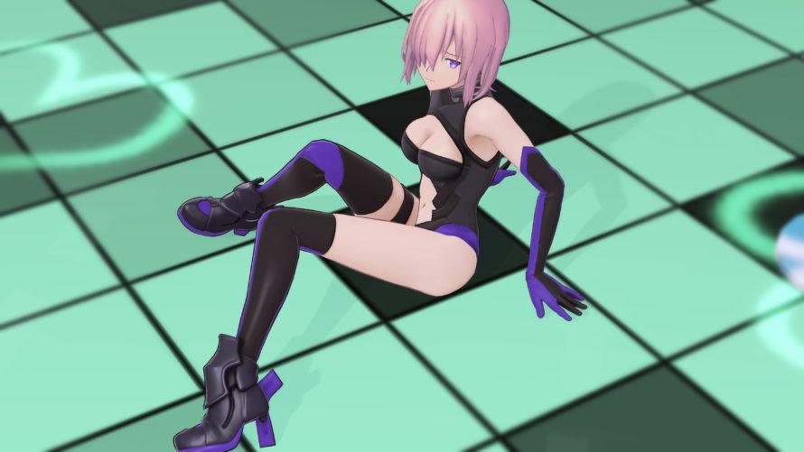 Fate в VR: Сегодня вышла Fate/Grand Order VR Featuring Mashu Kyrieligh
