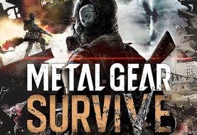 Открытая бета Metal Gear Survive состоится в январе