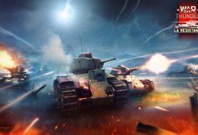 «La Résistance» - очередное обновление War Thunder