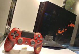 Monster Hunter: лимитированная версия PS4 Pro