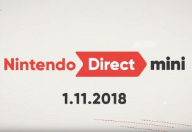 Сюрприз: Nintendo Direct Mini январь 2018