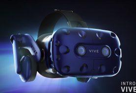 HTC Vive Pro анонс с высоким разрешением