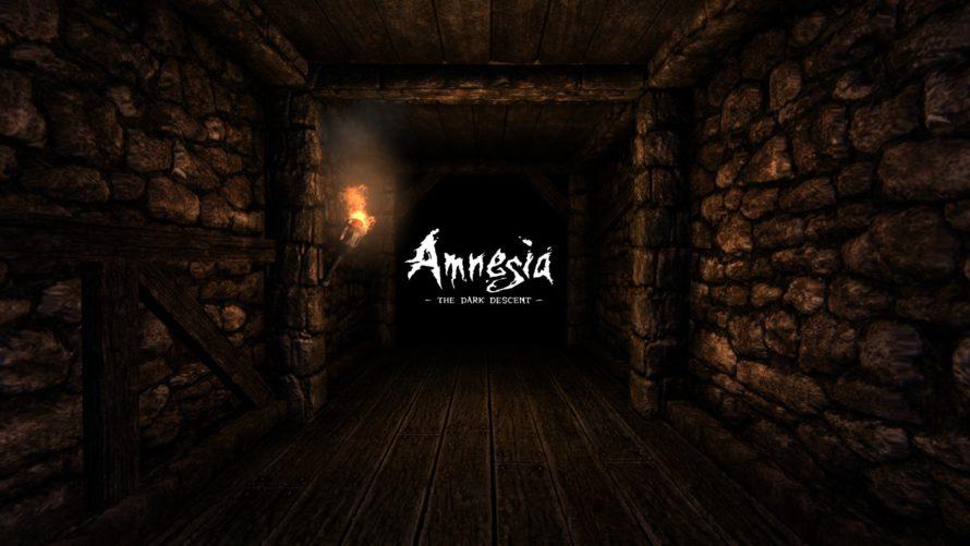 Amnesia: The Dark Descent – забери бесплатно