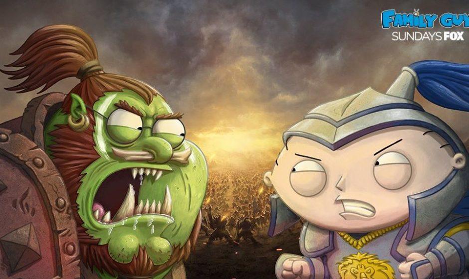 «Гриффины» посвятят серию World of Warcraft