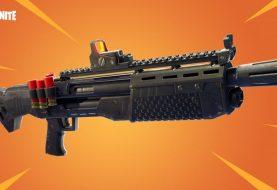 Fortnite Battle Royale добавляет новое оружие