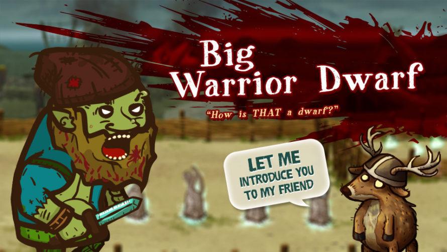 Die for Valhalla в мае выйдет на PS4