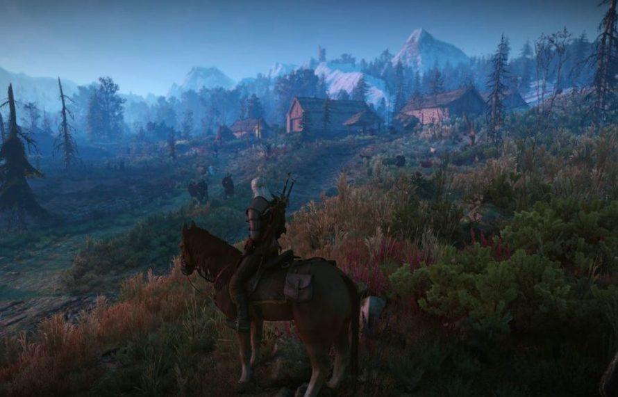 Обновление The Witcher 3 добавило поддержку HDR и визуальные ошибки