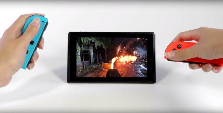 Wolfenstein 2 для Switch почти здесь