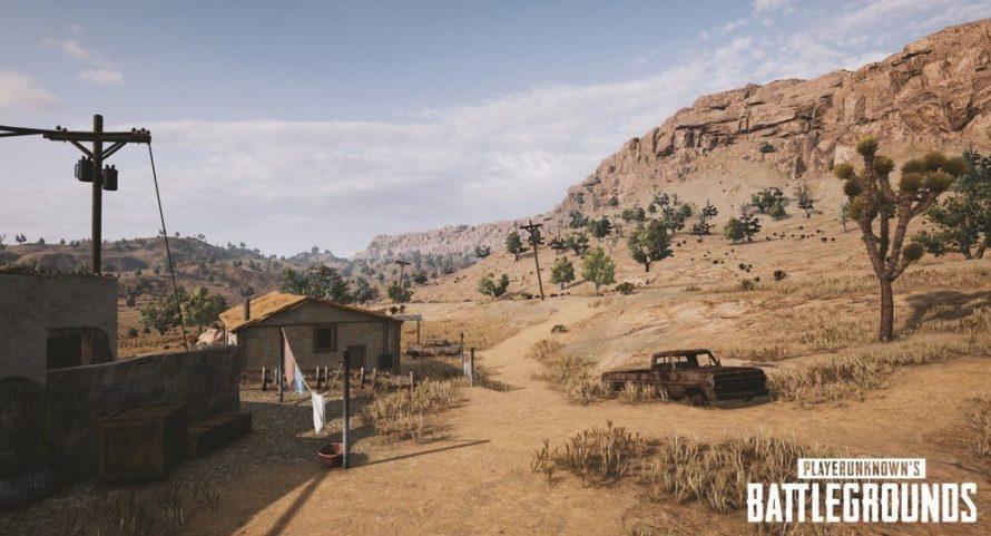 PUBG: Новая карта Miramar для Xbox One