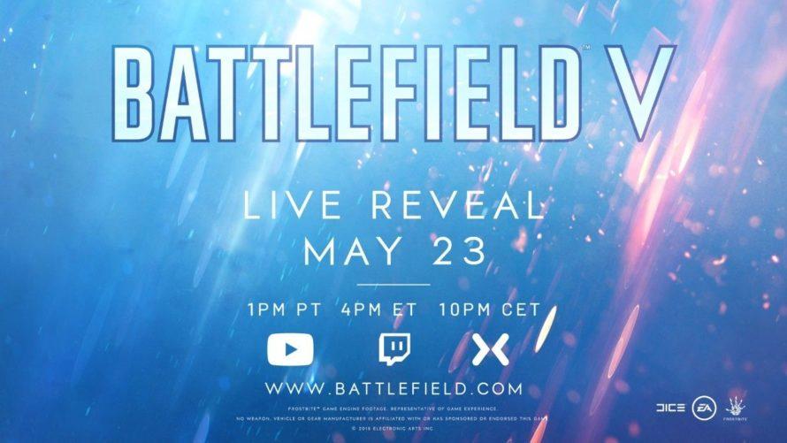 Battlefield V официально объявлен EA