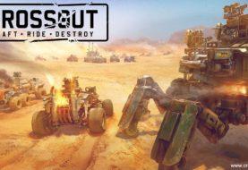 Crossout: Клановые войны с гигантскими машинами