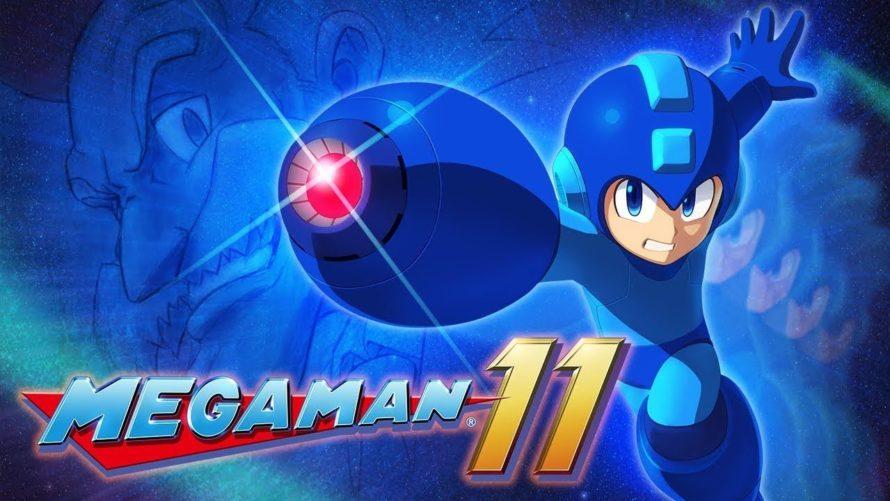Mega Man 11 должен выйти в октябре