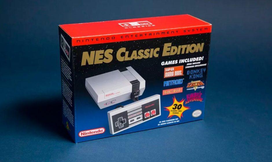NES Classic Edition возвращается в продажу