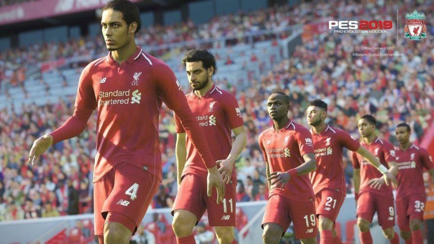 Pro Evolution Soccer 2019 объявлен