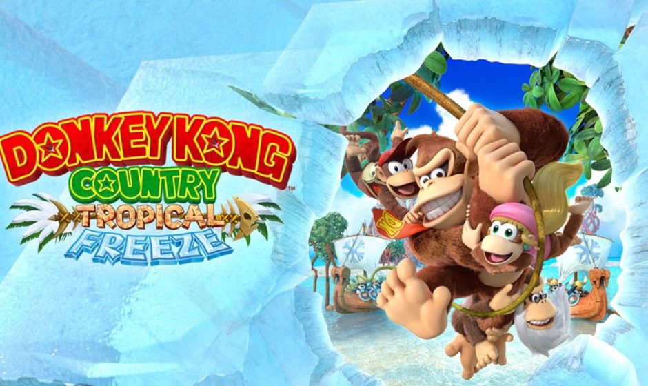 Donkey Kong Country: Tropical Freeze руководство