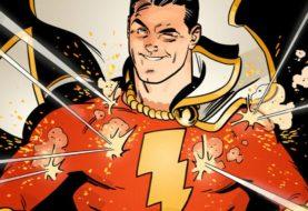 Shazam: показан первый образ костюма