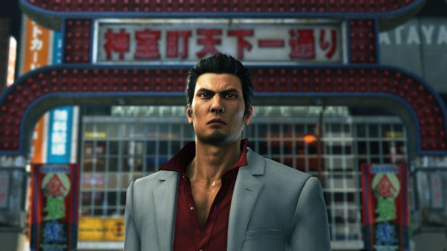 Yakuza 3, 4 и 5 ремастеризованы для PS4