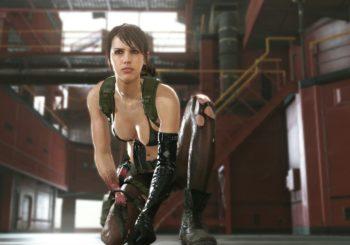 Для Metal Gear Solid 5 вышло обновление