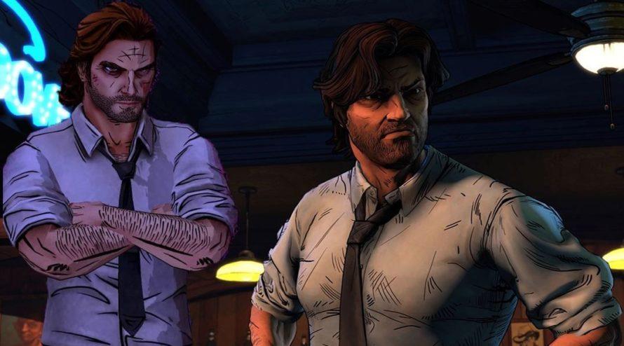 Скриншоты The Wolf Among Us: Season 2 поддельные