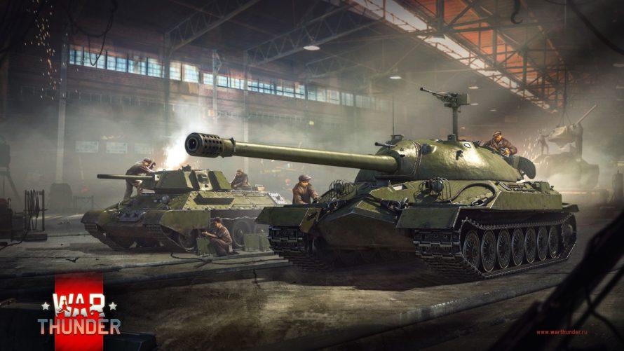 В War Thunder началась операция Л.Е.Т.О.