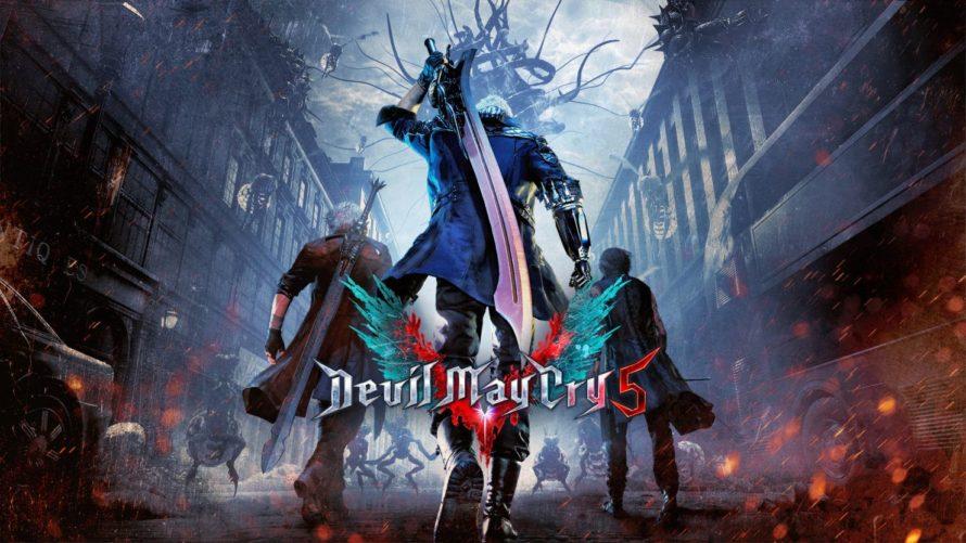 Devil May Cry 5 выходит в марте 2019