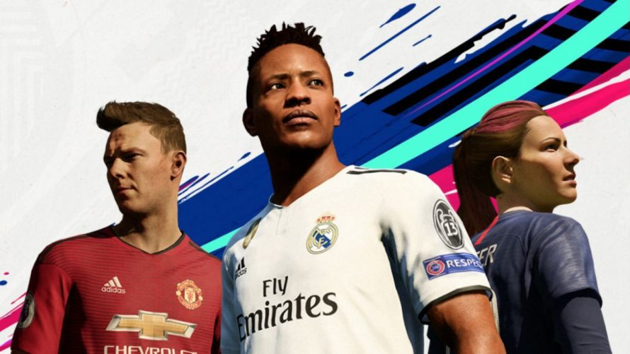 FIFA 19 The Journey: Champions – играй за троих