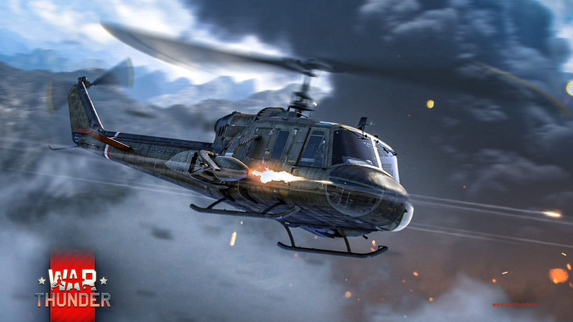 war thunder будут ли вертолеты