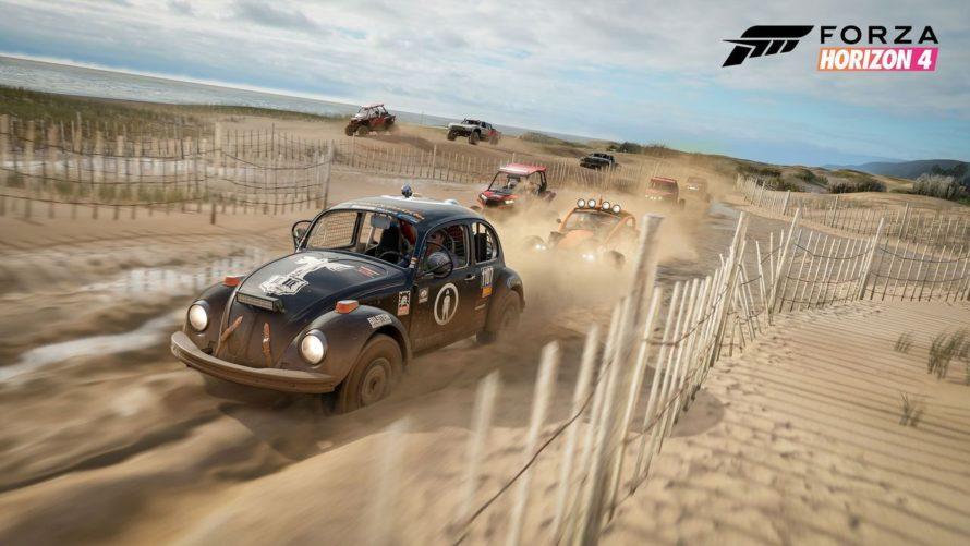 Forza Horizon 4: Доступна демо-версия