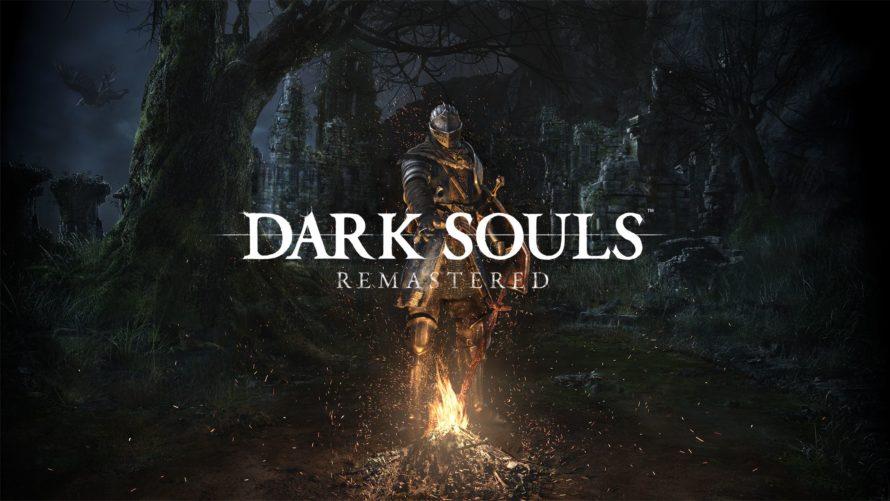 DarkSouls Remastered: онлайн тест на Switch