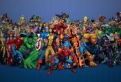 Персонажи Marvel для сольных игр Part 1