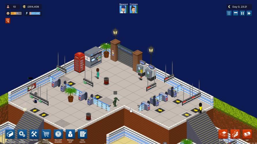 Overcrowd: стань повелителем подземки