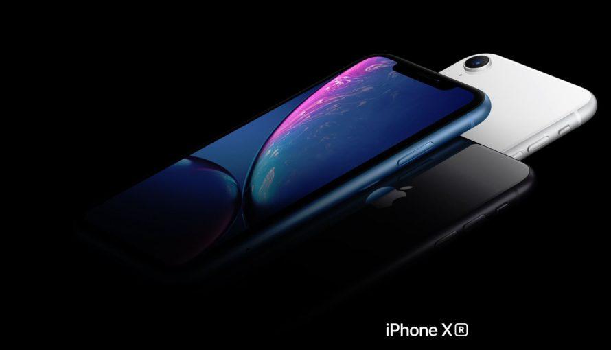 iPhone XR – бюджетная версия «десятки»