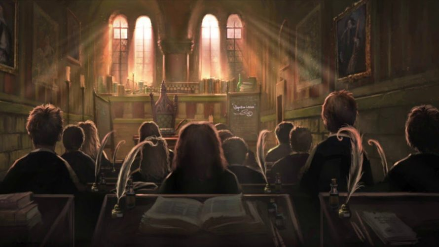 Гарри Поттер RPG – утечка?