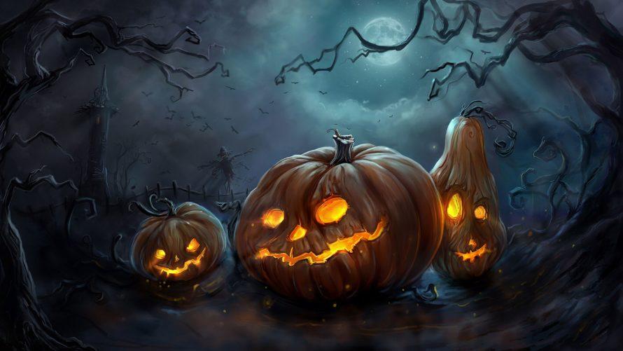 Halloween 2018: лучшие обновления и ивенты