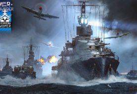 Хозяева морей - War Thunder открывает Морские сражения