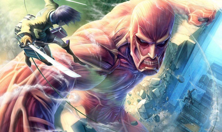 Attack on Titan превращается в фильм