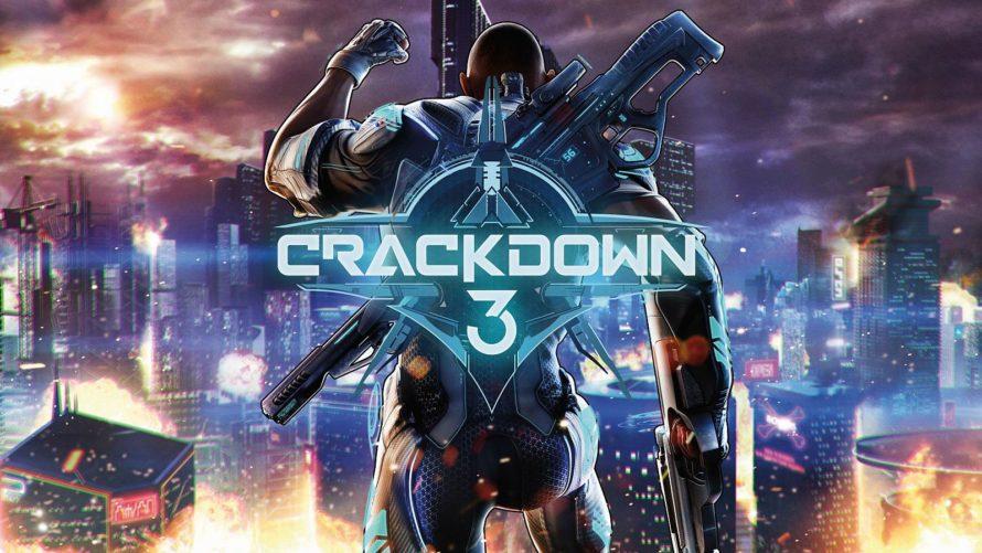 Crackdown 3 делает хороший прогресс