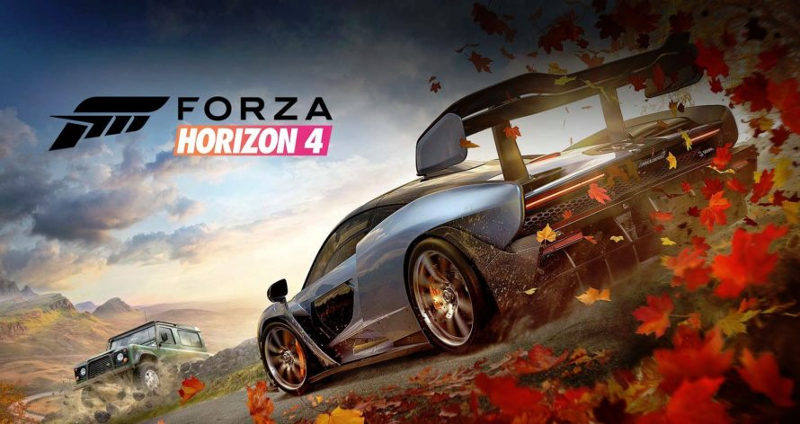 Forza Horizon 4 – релиз состоялся