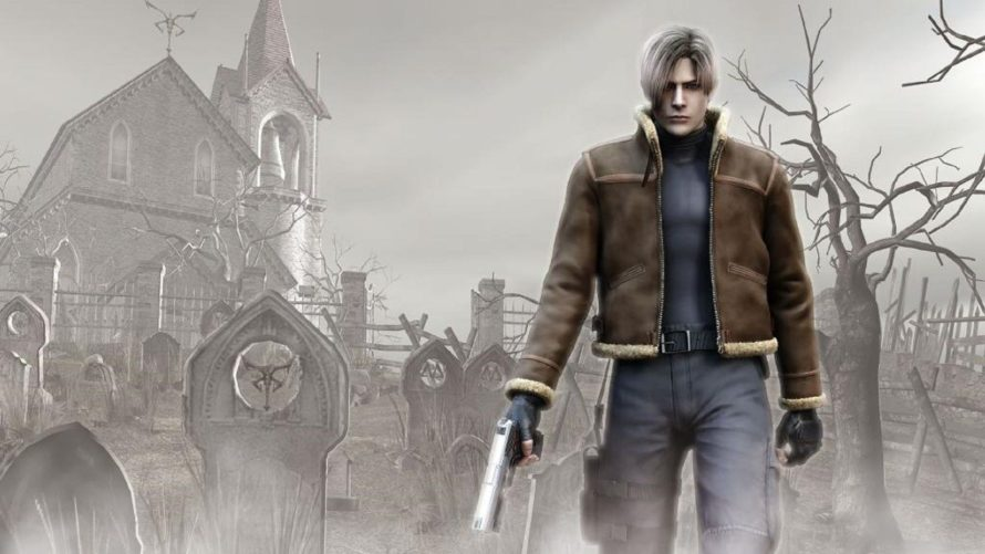 Resident Evil 4 и еще две части игры выйдут на Switch