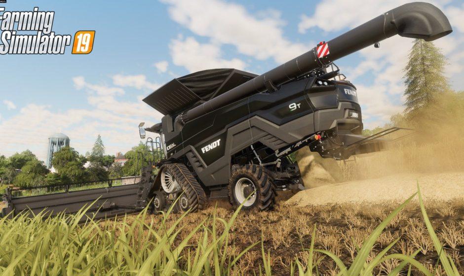 Farming Simulator 19: новый трейлер