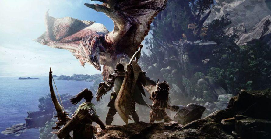 Monster Hunter: Первый кадр фильма