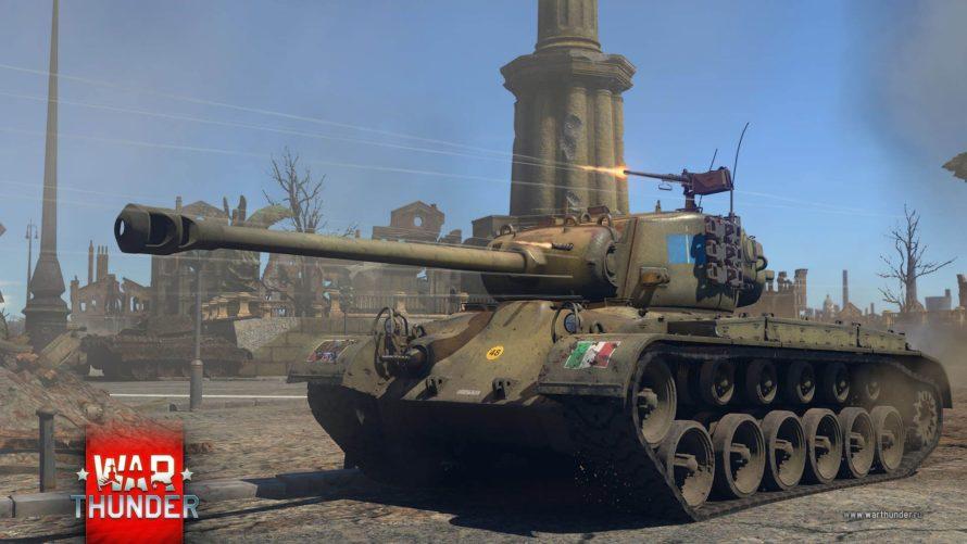 War Thunder: итальянские танки в обновлении