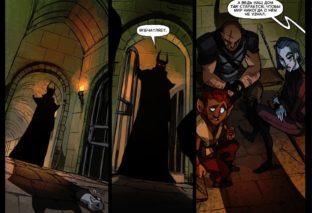 Valve представили первую часть комикса Artifact