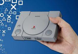 PlayStation Classic - официальный Unboxing