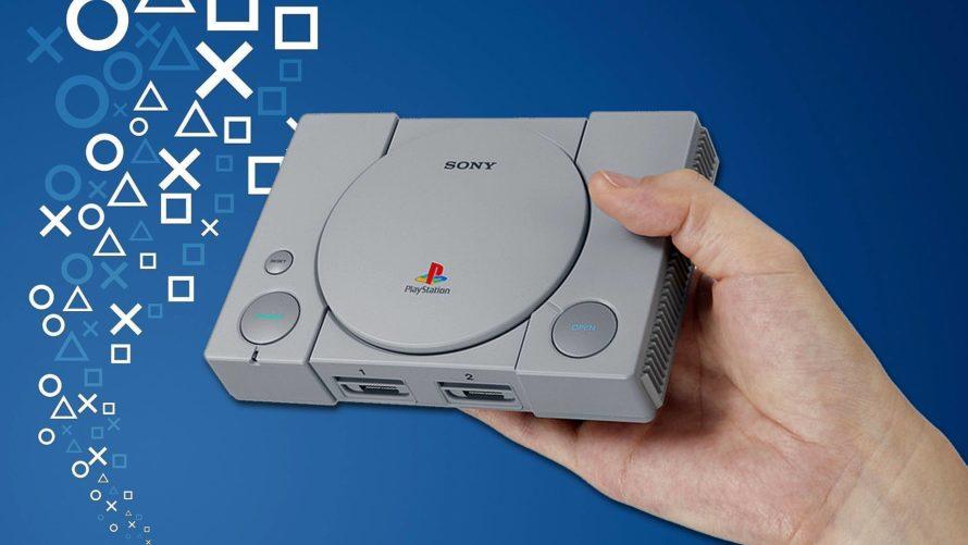 PlayStation Classic — официальный Unboxing