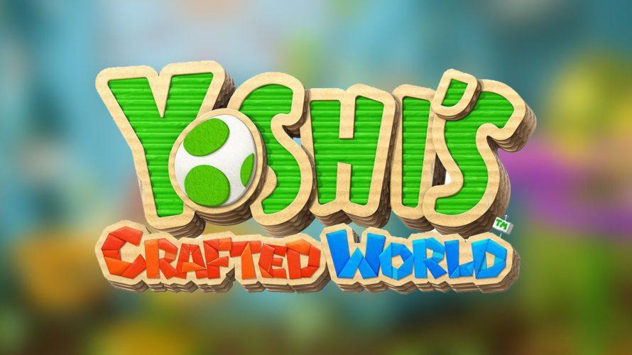 Yoshi's Crafted World: геймплейный трейлер